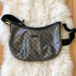 Used Authentic Gucci crossbody